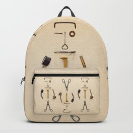 the Forgotten Workshop series- the Tool Man Backpack