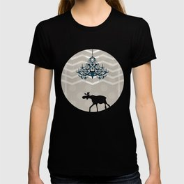 A Moose finds home T-shirt