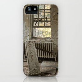 Tilted Room iPhone Case