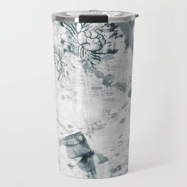 Soft Flower Travel Mug