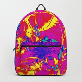 Autumn fall colorful nature Backpack