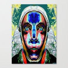 OMEGA MAN Canvas Print