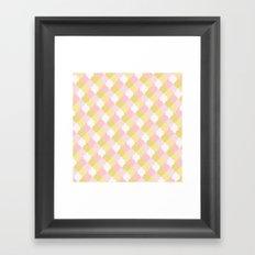 Love The Nite Away Framed Art Print