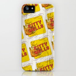 Queen of Country iPhone Case
