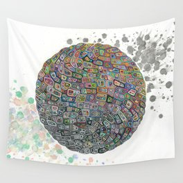 Orb Wall Tapestry