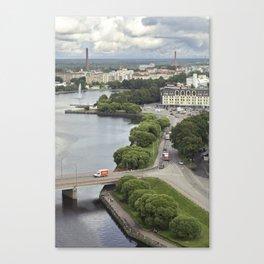 Modern Vyborg II Canvas Print