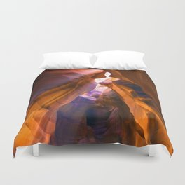 Antelope Canyon | Duvet Cover