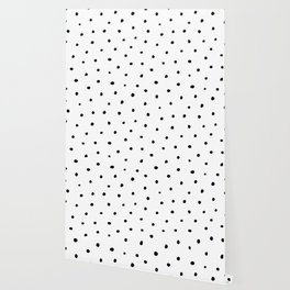 Polka Dots in Love Wallpaper