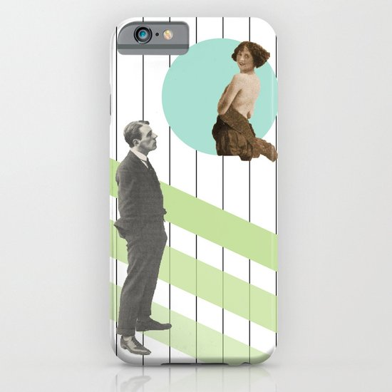 Voyeur iPhone & iPod Case