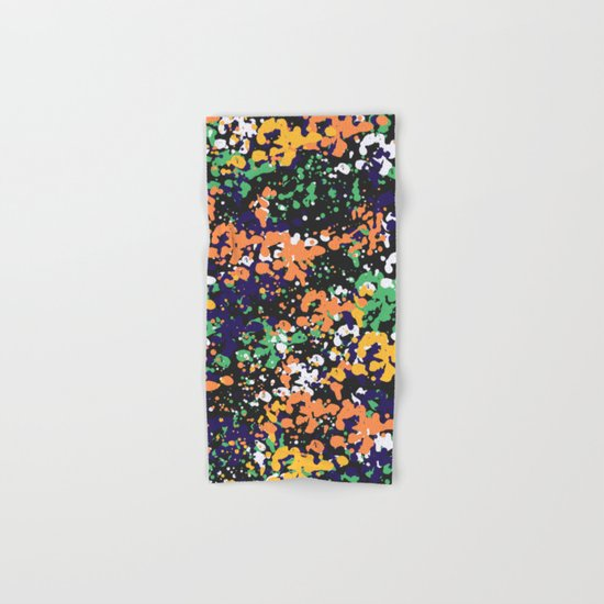 Abstract 36 (V2) Hand & Bath Towel