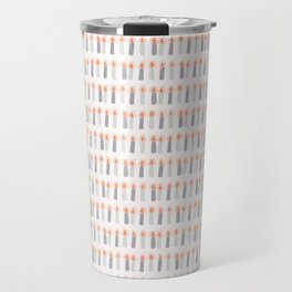 Light a Candle Design Travel Mug