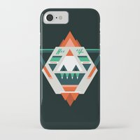sasquatch iPhone & iPod Cases featuring Sasquatch boss by Samuel Boucher