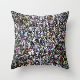 Rencontre avec Pierre-jonas Throw Pillow