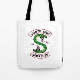 Southside Serpents-Riverdale Tote Bag