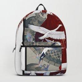 Fine Art Canvas Beautiful Ornaments  Backpack