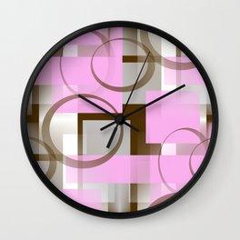 Inspiring Cherry Chocolates Wall Clock