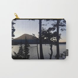 Twilight in Mammoth Carry-All Pouch