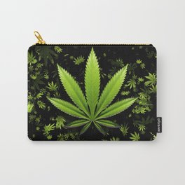 Sweet leaf Falls Carry-All Pouch