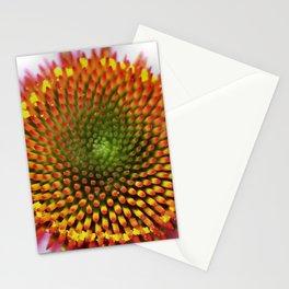 Purple Coneflower - Echinacea purpurea cv. Magnus Stationery Cards