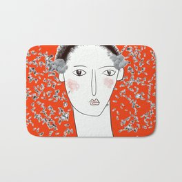 Adonis in wonderland Bath Mat