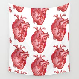 Open Heart Surgery Wall Tapestry