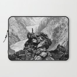 I will come to your river Laptop Sleeve