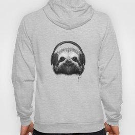 Sloth DJ Hoody