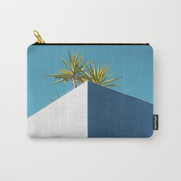 Cactus blue white Carry-All Pouch
