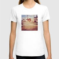 memphis T-shirts featuring Memphis Street by wendygray