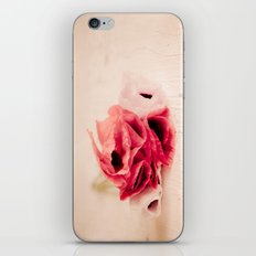 The Poppies iPhone & iPod Skin