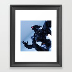 Griffon Framed Art Print