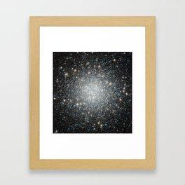 Globular Cluster Messier 53 Framed Art Print
