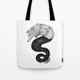 Loup de mer Tote Bag