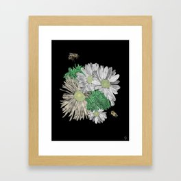 Flight of the Bumble Bees Framed Art Print