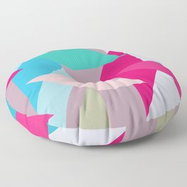 Abstracts colors Nr.1 Floor Pillow