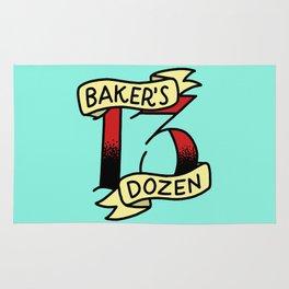 Baker's Dozen Rug