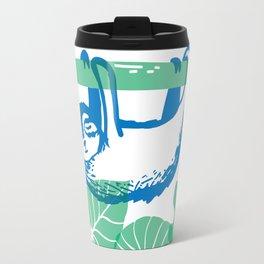 Slow Sloth Travel Mug