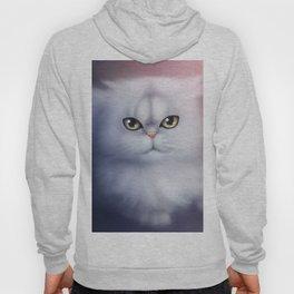 Portrait of a Cat Hoody