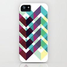 Zig Zag Pattern iPhone (5, 5s) Slim Case