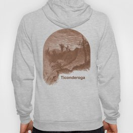 Lower Falls, Vintage Ticonderoga Hoody