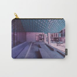 Outside area of Ryerson University Student Learning Center Toronto Canada Carry-All Pouch