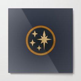 USSA Metal Print
