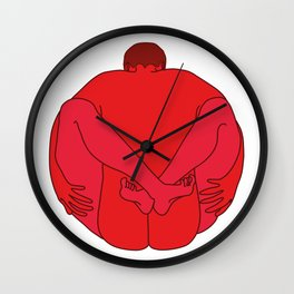 I look good on you Wall Clock