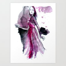Garance Art Print