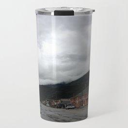 Small Town Alaska Travel Mug