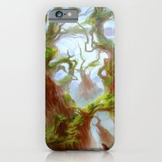 Wooded Foothills iPhone 6s Slim Case