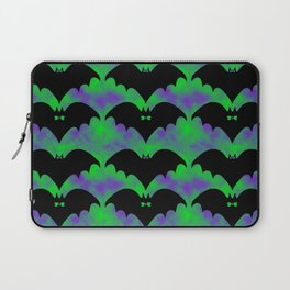 Bats And Bows Laptop Sleeve