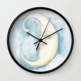 MOON III Wall Clock