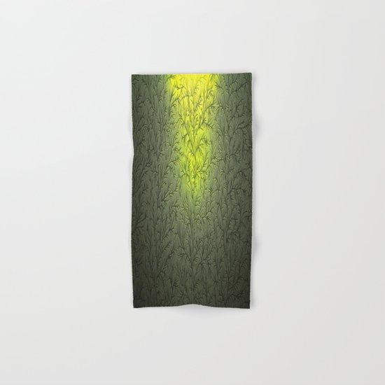 Sun Fall Hand & Bath Towel