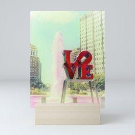 Philadelphia Love Mini Art Print